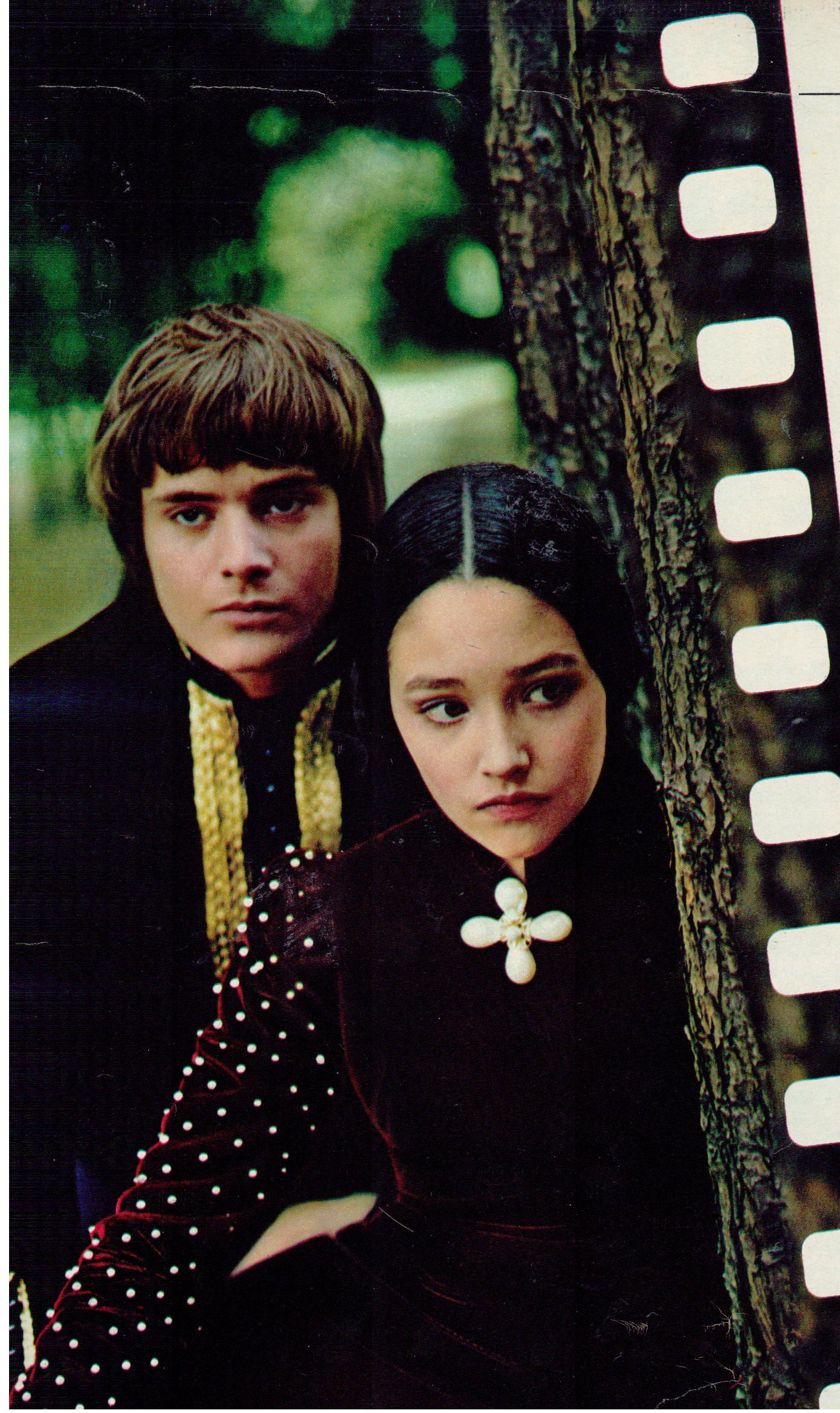 Musings From Marilyn 187 Romeo And Juliet Leonard Whiting