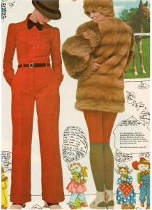 Betsey Johnson - Alley Cat, Vintage 1971