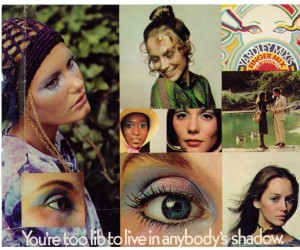Yardley of London 1970 Mixis ad
