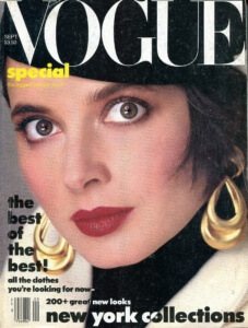 The Vogue Face of 1985: Isabella Rossellini | Finnfemme