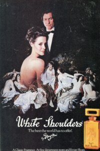 """The """"It"""" Perfumes of 1985 \ White Shoulders/Evyan  Finnfemme"""