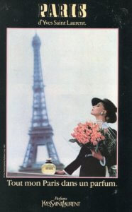 """The """"It"""" Perfumes of 1985   Paris by YSL   Finnfemme"""
