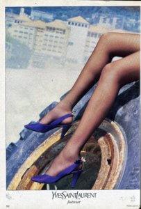 Vintage 80s Yves Saint Laurent - Rive Gauche | Finnfemme