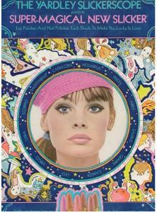 Jean Shrimpton-Yardley of London ad 1969
