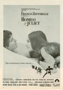 Romeo & Juliet Film ad 1968