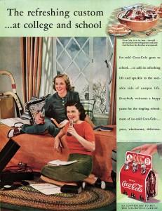 1939 Coca-Cola Ad