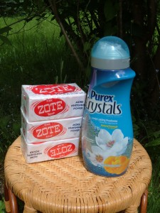 Purex Crystals - Zote Soap