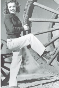 Marilyn Monroe 1945 Photo: Andre de Dienes