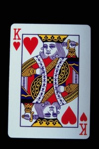 King of Hearts - Royal Baby