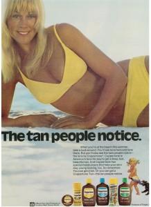 Coppertone Tan 1973