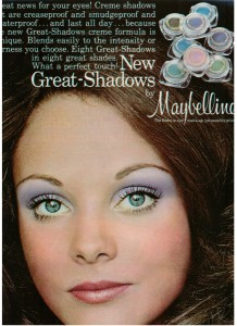 Maybelline Great-Shadows 1973