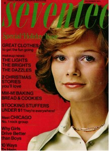 Seventeen magazine - December 1973