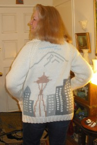 Vintage Mary Maxim Seattle Sweater - Finnfemme