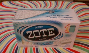Zote Soap Laundry Flakes