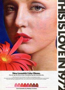 Love Cosmetics Lovestick Vintage 1972
