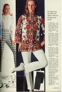 Nehru tunic 1968 Sears Wish Book