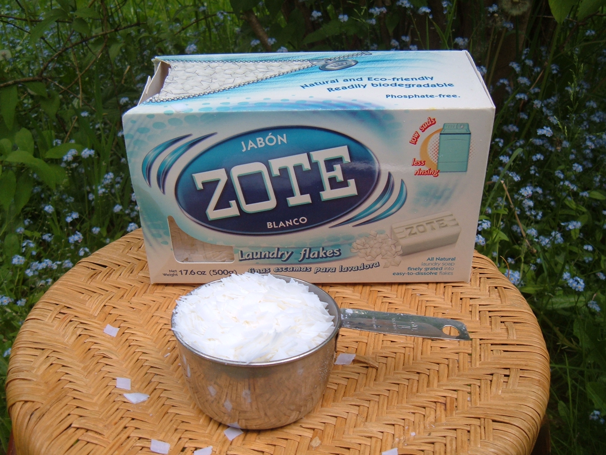 Easy Homemade Liquid Laundry Detergent Using Zote Flakes