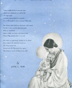Finnfemme: A Merry Vintage 1935 Christmas. Poem