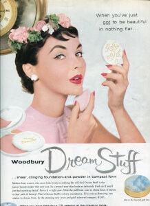 FINNFEMME: Pretty in Woodbury Dream Stuff, Vintage 1955
