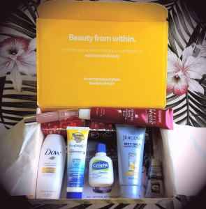 FINNFEMME: Walmart Spring 2016 Beauty Box Review