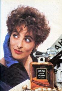 Ines de La Fressange: Chanel's 1980s Muse | Coco perfume | Finnfemme