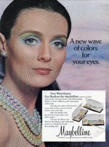 Maybelline Waterborne Eye Shadow-Vintage 1971   Finnfemme