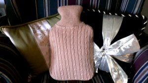 My Warm and Cozy Hot Water Bottle | Finnfemme Blog