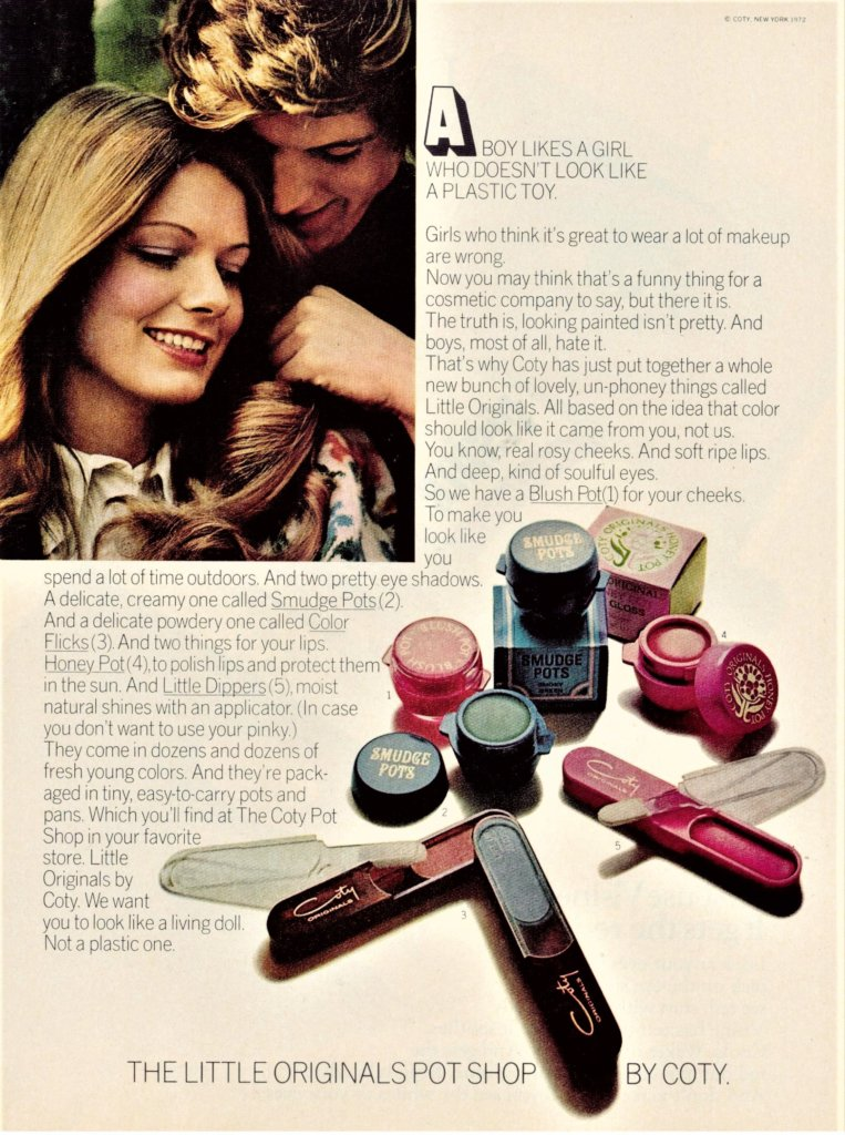 Coty S Little Originals Pot Makeup